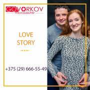 Профессиональный свадебный фотограф в Минске и по Беларуси