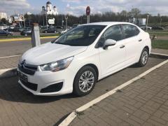 Rent a car in Minsk